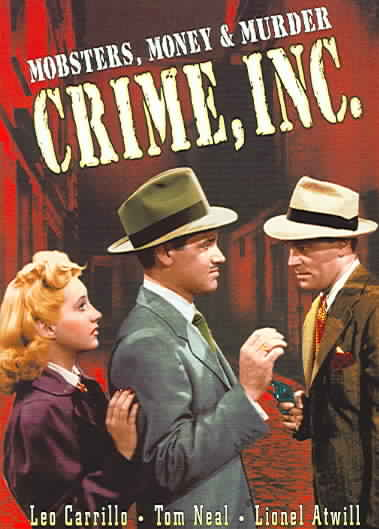 CRIME INC BY CARRILLO,LEO (DVD)